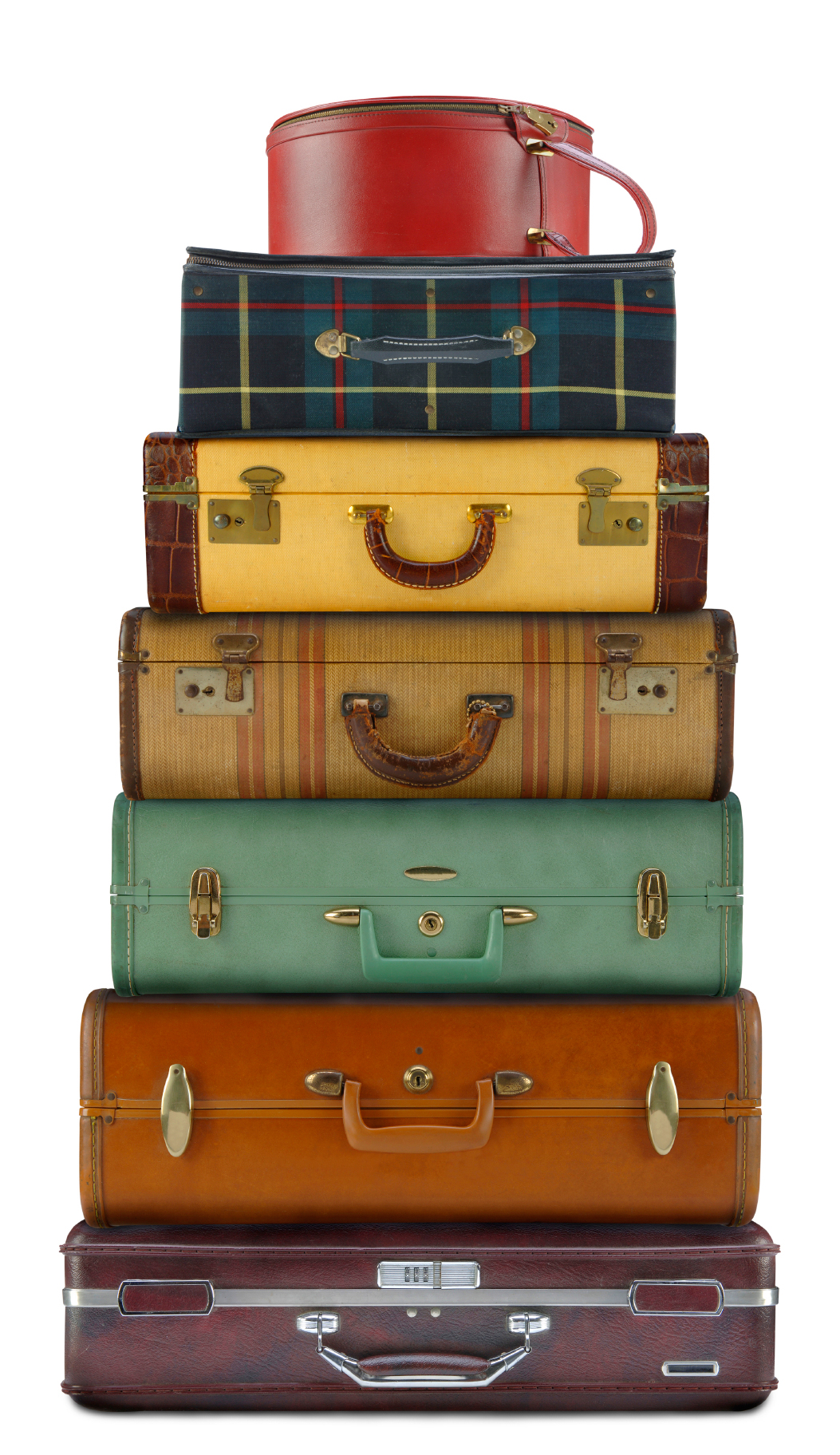 Travel And Keep Packed Bags