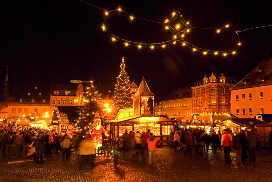 Touring The European Christmas Markets With Viking River