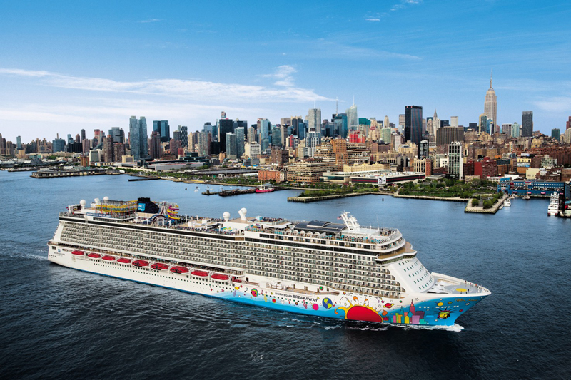 Norwegian Cruise Line Announces Two New Ships in 2014