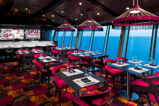 Royal Caribbean Re Launches Navigator Of The Seas Escape