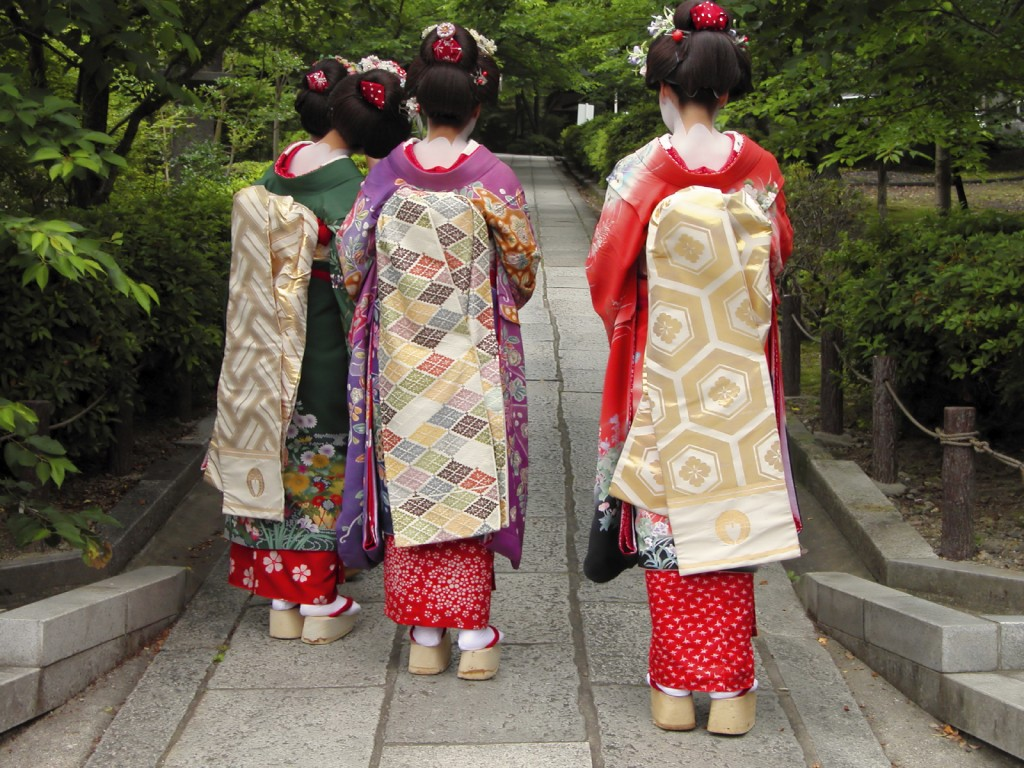 Japan Vacations With Monograms