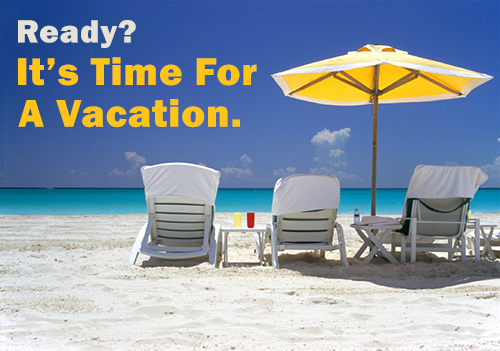 It S Time For A Vacation Escape Official Blog From
