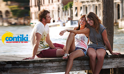Contiki - Travel Tours & Adventures For 18 - 35 Year Olds