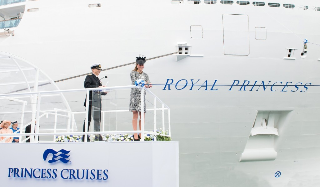 Princess Cruises, Royal  princess Naming  Ceromony,13.06.2013