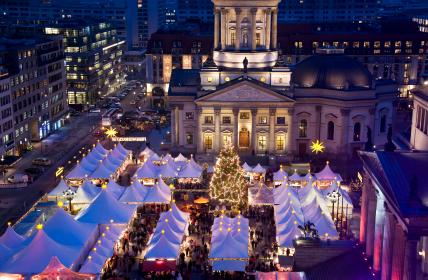 berlin gendarmenmarkt christmas market