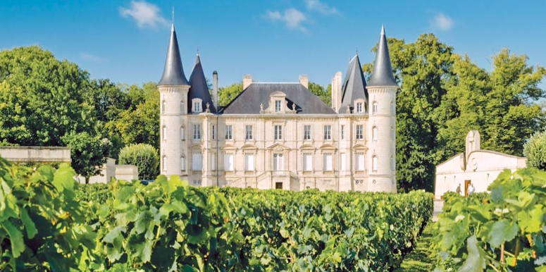 Bordeaux, Vineyards, and Chateaux With Uniworld