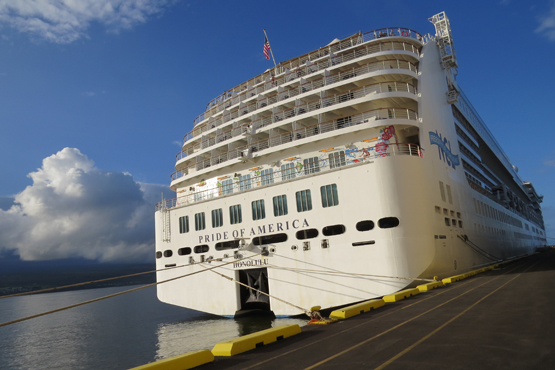 Seven Night Hawaii Inter Island Cruise Aboard NCL Pride Of America - Pride of america reviews