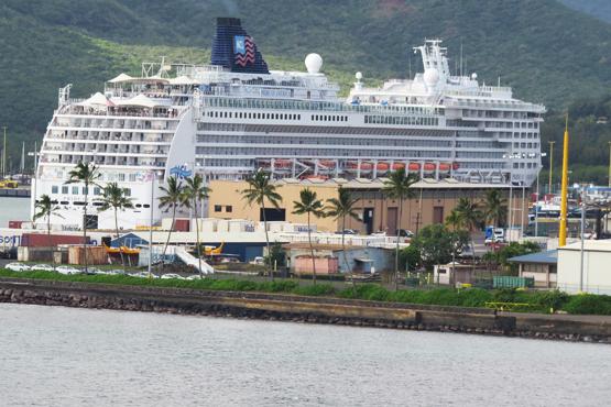 Seven Night Hawaii Inter Island Cruise Aboard NCL Pride Of America - Pride of america cruise ship hawaii