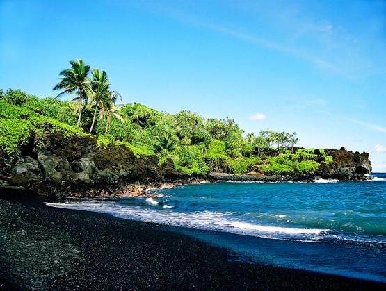 Maui_BlackSandBeach