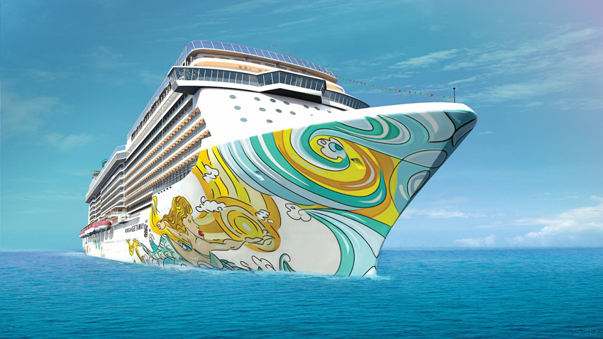 The Exciting Artistic Collaboration of the Norwegian Getaway