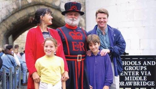 Trafalgar Family Experiences