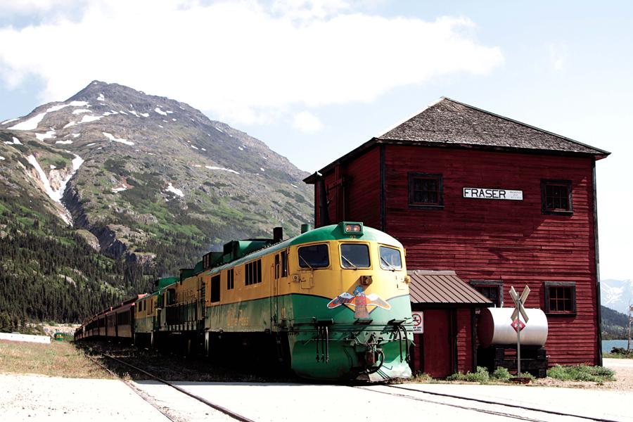 TrainAlaska
