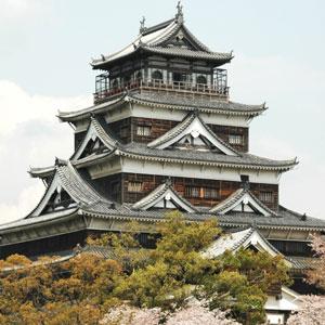 Hiroshima-Temple