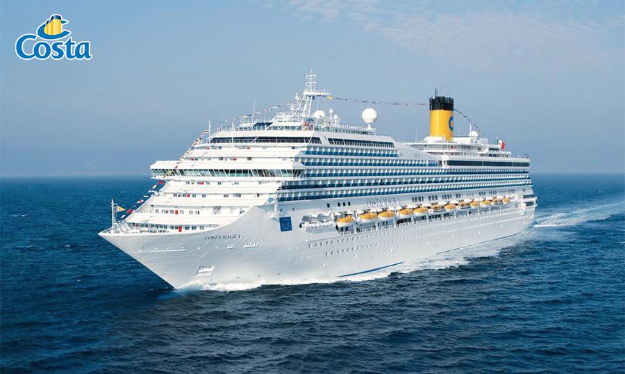 Top Luxury Cruise - Costa