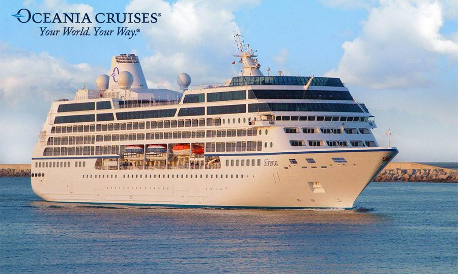 Top Luxury Cruise - Oceania