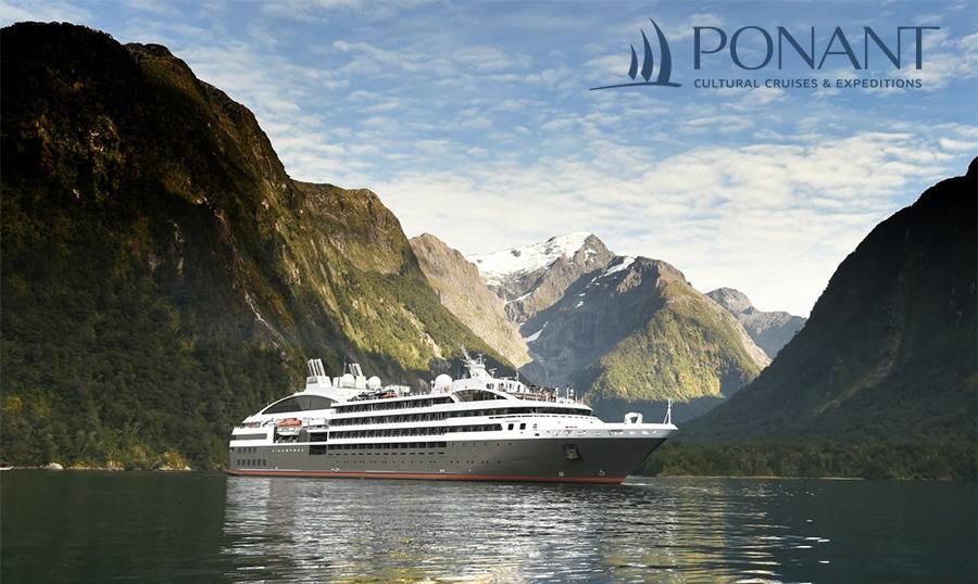 Top Luxury Cruise - Ponant