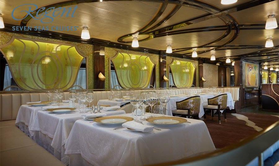 Top Luxury Cruise - Regent