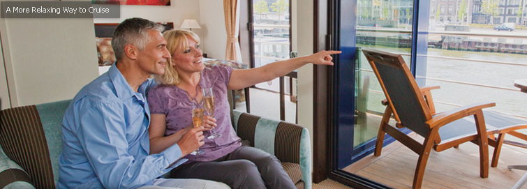 An AmaWaterways river cruise is about more than the destination – it's the journey.