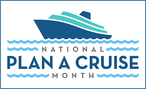 October Is National Cruise Month