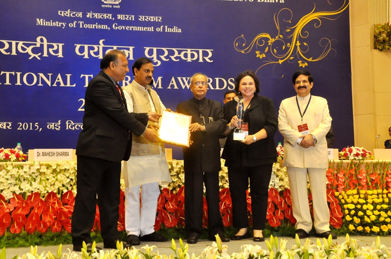 SITA World Tours Wins Best Tour Operator to India From North America