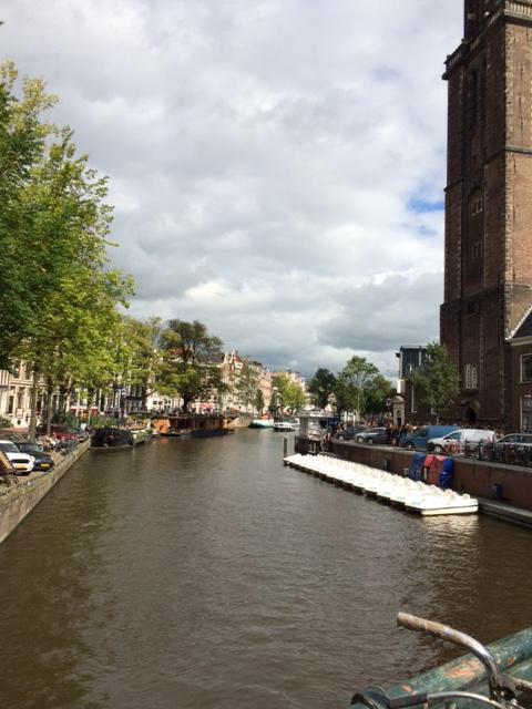Canal - Holland Belgium Luxembourg Trafalgar