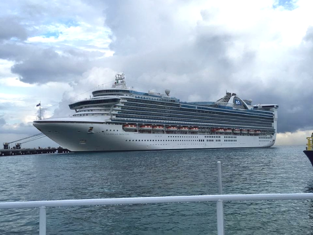 Caribbean Princess cruise