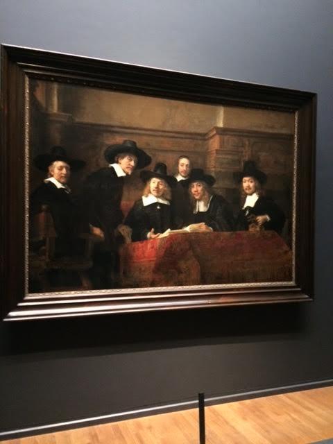 Rembrandt Rijks museum Holland