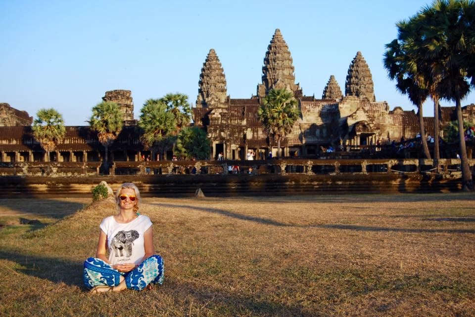 Vietnam Cambodia Avalon Waterways- Angkor Wat