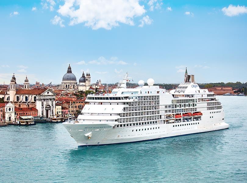 Onboard Regent Cruises