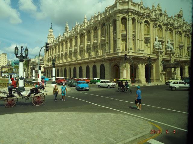 Tauck Cuba - Buildings in Cuba