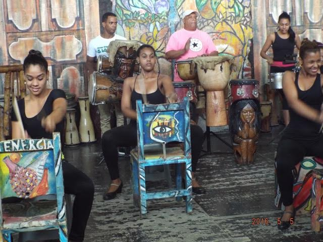 Tauck Cuba- Local Musical Performance