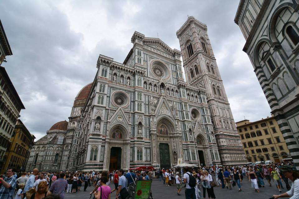 il duomo de firenze - the florence cathedral