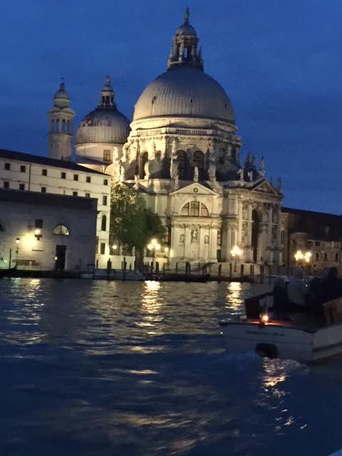 Italian Insight - Grand Canal Venice