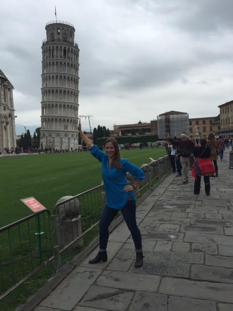 Italian Insight- Leaning Tower of Pisa