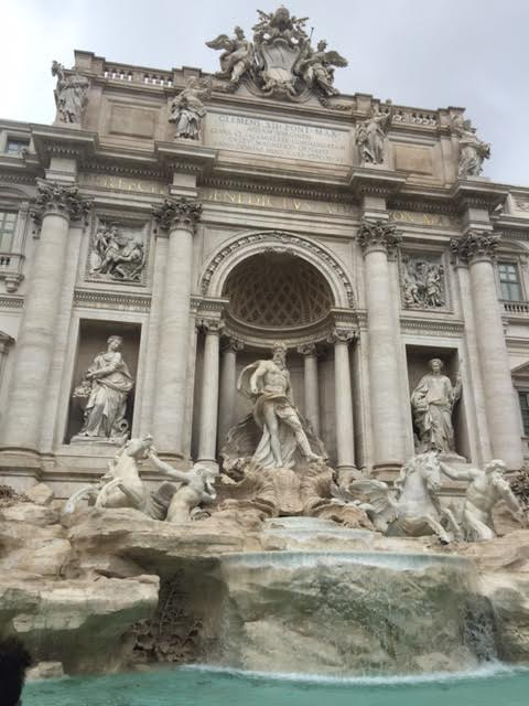 Italian Insight- Trevi Fountain