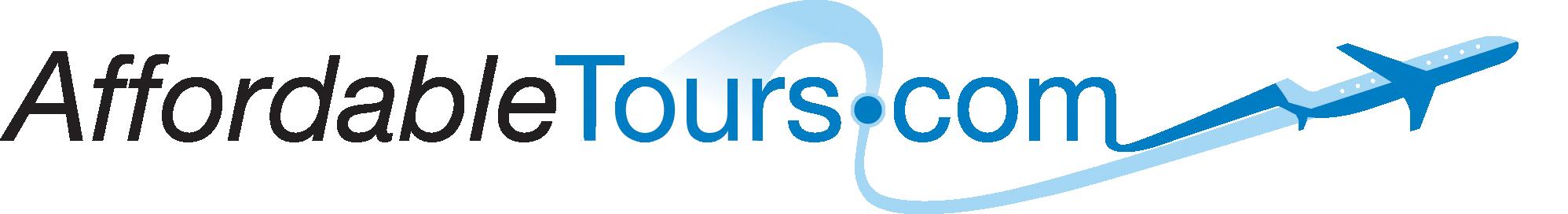 AffordableTours.com Travel Blog Logo