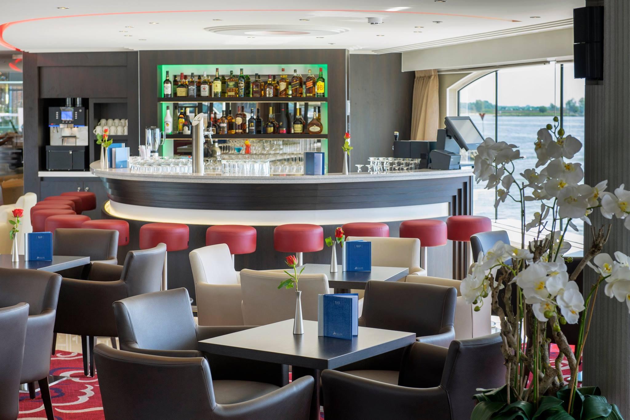 Avalon Waterways - Inside Ship at Bar