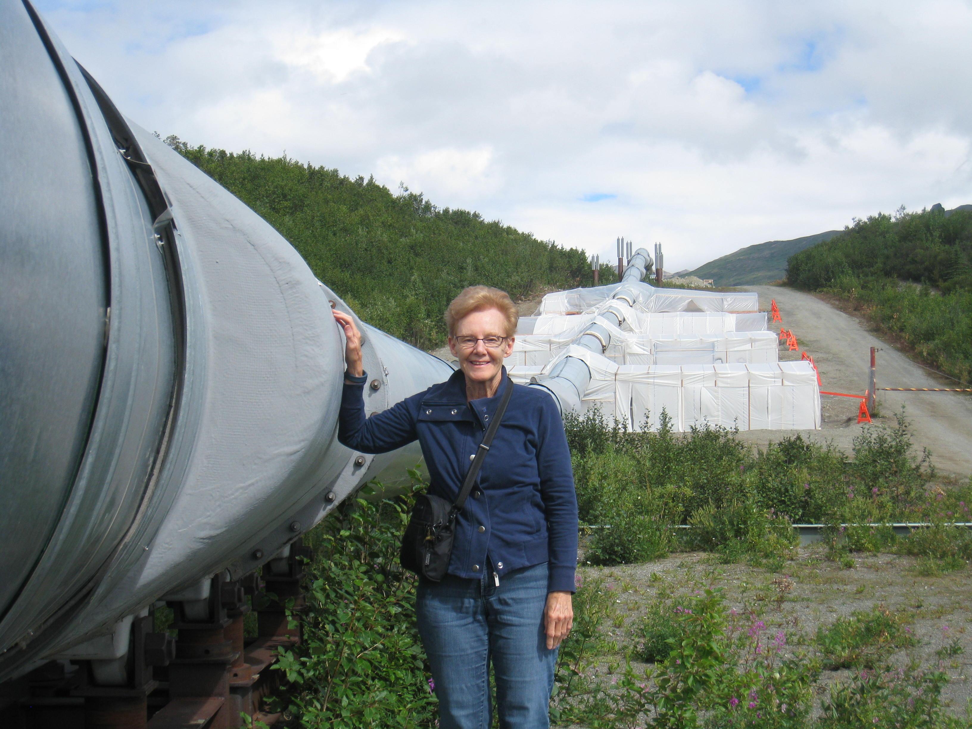 Spectacular Alaska - Alaskan Pipeline