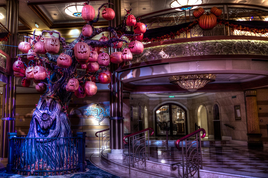 Holiday Cruise - Halloween With Disney