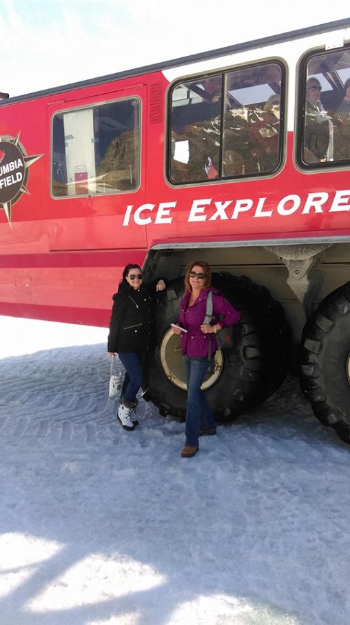Ice Explorer - Trafalgar Canada