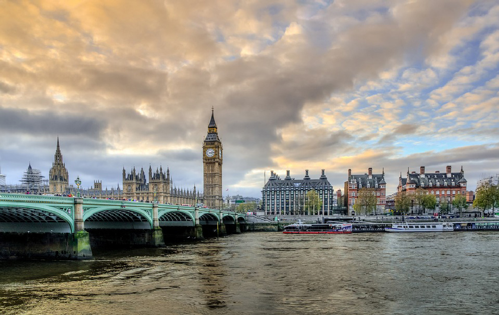 Top Travel Destinations - England