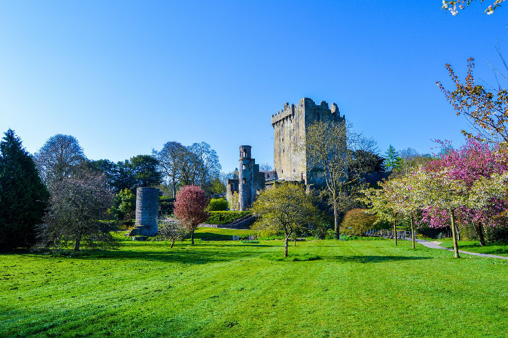 Top Travel Destinations - Ireland