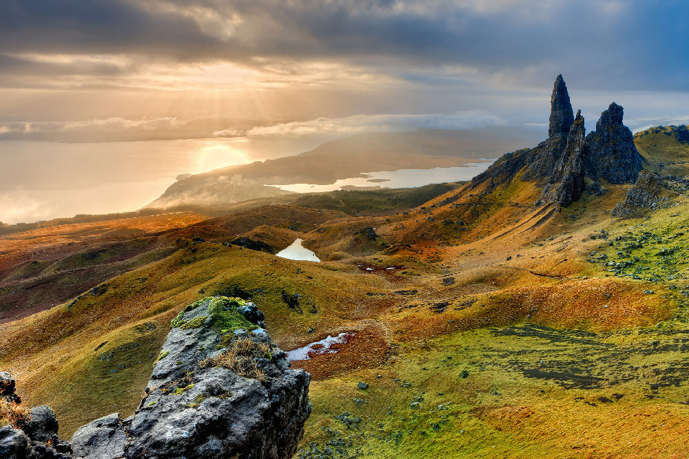 Top Travel Destinations - Scotland