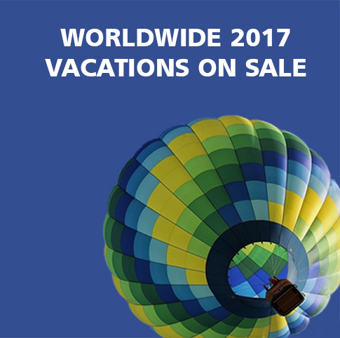 2017 Vacations On Sale