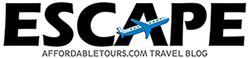 Escape - Official Travel Blog Of AffordableTours.com Logo