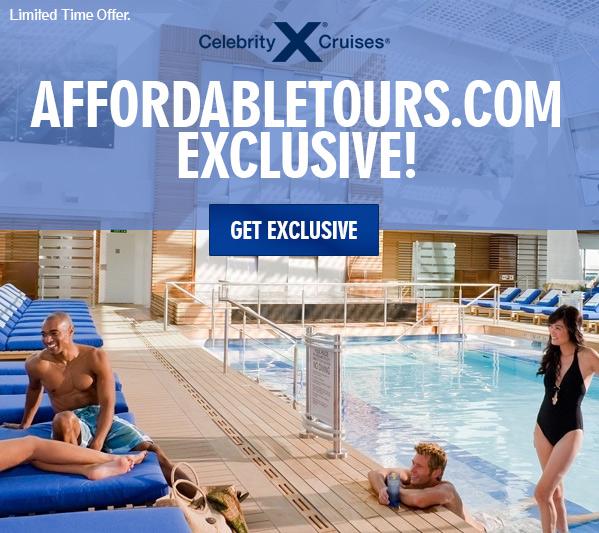 Celebrity Cruises Exclusive