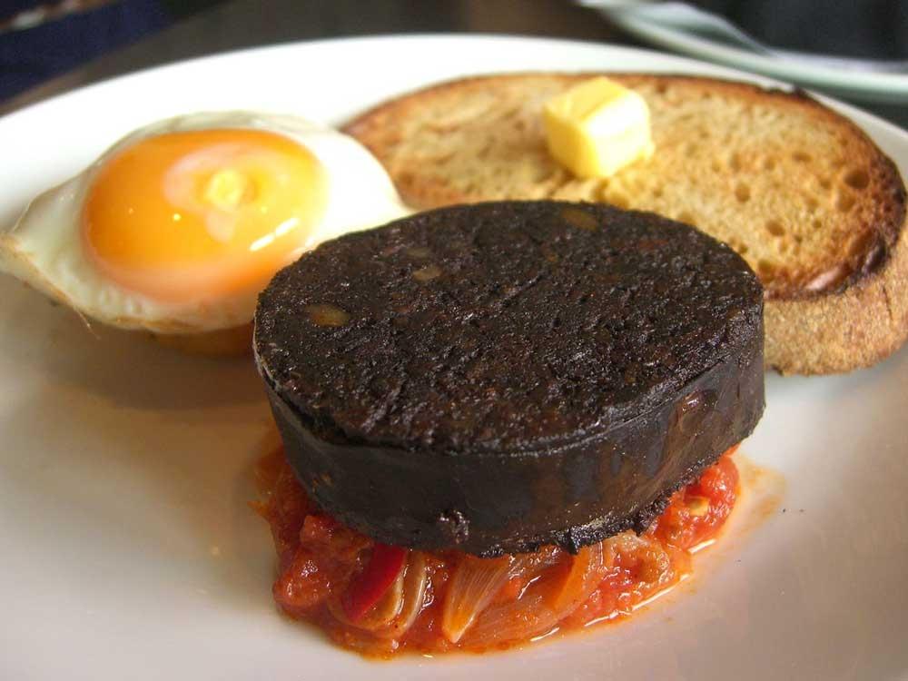 eat in Ireland