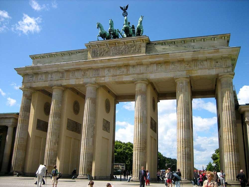 Central Europe Landmarks
