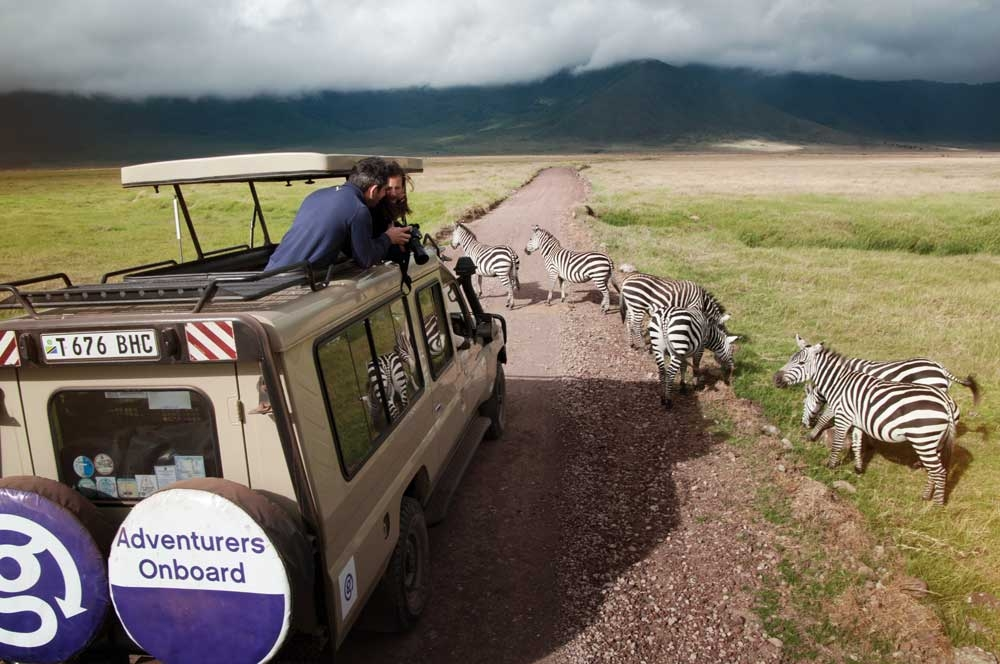 National Geographic Journeys With G Adventures