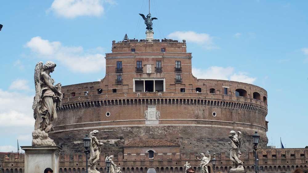 Rome Explorer with Trafalgar